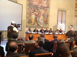 Conference of donors for the regeneration of Lake Chad